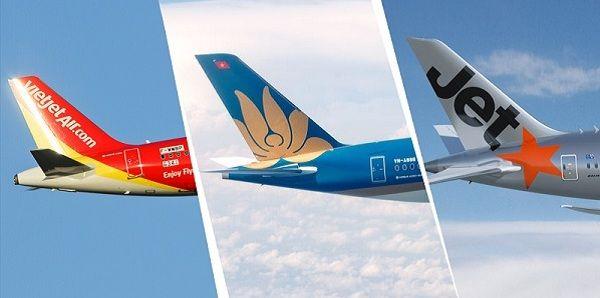 vé máy bay đi Hà Nội
