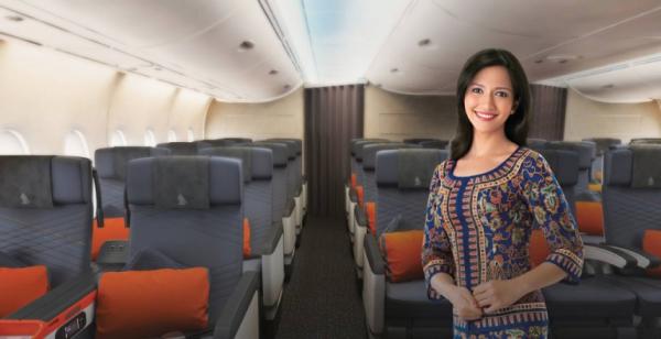 Vé máy bay Singapore Airlines giá rẻ