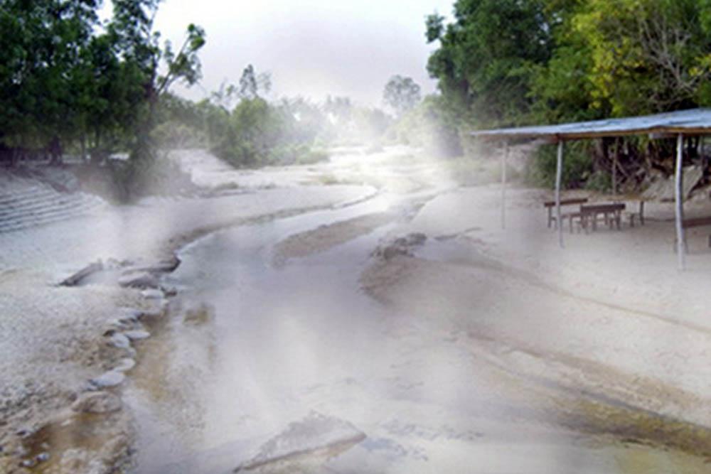 Suối nước nóng Bang