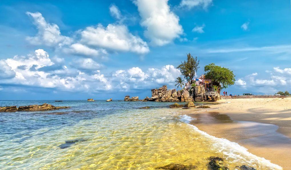 Hòn Đảo Ngọc xinh đẹp mang tên Phú Quốc