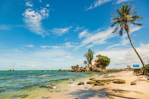 Phú Quốc nổi tiếng với những hòn đảo xinh đẹp