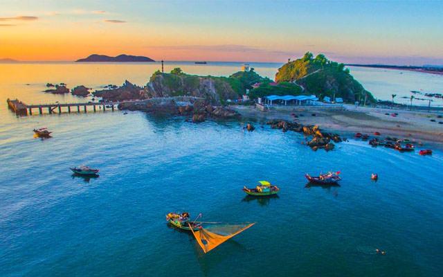 Đảo Lan Châu thơ mộng