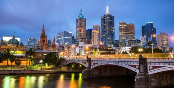 Vé máy bay đi Úc